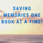 saving Memories One book at a Time!